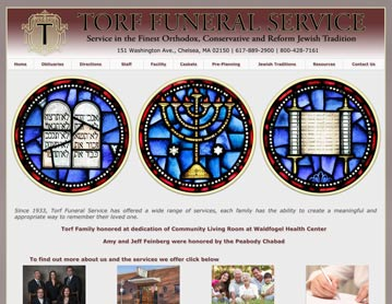 Torf Funeral Service, Chelsea, MA