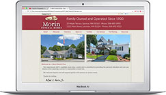 Sample Funeral Home Sites